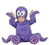 Guirca-Kostüm Oktopus Baby, Gr. 12-24Monate (86001.0)