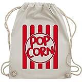 Karneval & Fasching - Popcorn Karneval Kostüm - Unisize - Naturweiß...