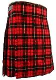 Schottischer Kilt, klassischer Rock Kleid Highland - Wallace, W38