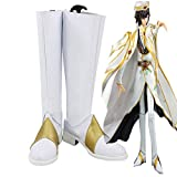 Anime Code Geass: Lelouch of the Rebellion R2 White Emperor Suit...