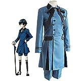 EDMKO Anime Black Butler 2 Cosplay Kostüm Ciel Phantomhive Outfits...