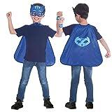 Amscan - Kinderkostüm Set PJ Masks Catboy, Umhang, Maske, Armband,...