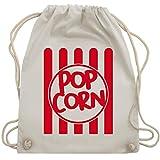 Shirtracer Karneval & Fasching - Popcorn Karneval Kostüm - Unisize -...