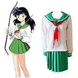 Higurashi Kagome Cosplay Kleid Anime Inuyasha Cosplay Kostüm...