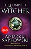 The Complete Witcher: The Last Wish, Sword of Destiny, Blood of Elves,...