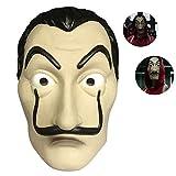 Colording Halloween Maske Party Maske Latex Maske Dali Maske Kostüm...