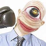 molezu Single Eye Cyclops Maske, Scary Alien Mask Halloween Horror...