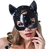 Cosplay Maske für Halloween Party Ball Tanz Frauen Mädchen Dame Sexy...