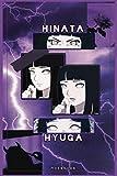 Hinata Notebook: Hinata Hyuga Fan Book: lined Notebook / Journal /...