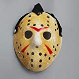 DIVISTAR Halloween-Kostüm, Halloweenmaske, Jason vs Freddy