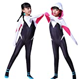 Leezeshaw Superhelden-Spiderman-Kostüme für Mädchen, Unisex,...