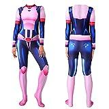 My Hero Academia Kostüm Damen Ochako Uraraka Cosplay Kostüm...