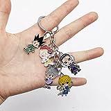 jiuyin Jewelry Anime Hunter X Hunter Schlüsselanhänger Gon Killua...
