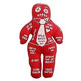 Hexe Gu Puppe Personalisierte Rache Voodoo Puppe Bad Boss Fluch Puppe...