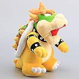 lhtczzb 25Cm Super Mario Bros Bowser König Koopa Gelb Kawaii...