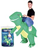 Aufblasbares Kostüm Dinosaurier | Ausgefallenes Auflbaskostüm |...