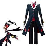 Qiujiam Hazbin Karneval Hotel Dust Angel Cosplay Kostüm, Halloween...
