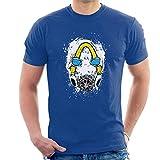 Psycho Mask Splat Borderlands Men's T-Shirt