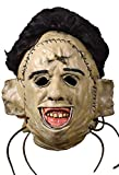Close Up The Texas Chainsaw Massacre Latex Maske Leatherface 1974 -...