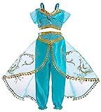 AmzBarley Kleid Mädchen Prinzessin Kostüm Kinder Kleider Party...