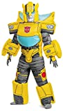 Disguise Transformers Bumblebee Inflatable Boys' Costume, Yellow