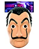 Offizielle Maske Haus des Geldes | Dali Maske | Salvador Dali Maske |...
