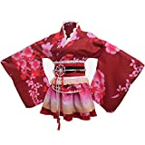 GRACEART Kimono Damen Animes Prime Yukata Anime Cosplay Kostüm Lolita...