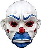 Faithvhk Hochwertige Harz Maske Joker Maske, Clown Dark Knight Joker...