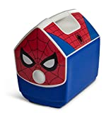 IGLOO Limited Edition Marvel Spiderman Character 7 Qt Playmate Pal,...