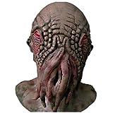 Doctor Who Ood Kopfbedeckung Latex Alien Oktopus Maske Kostüm Oktopus...