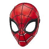 Hasbro E0619EU4 Classic Spider-Man Soundeffekt-Maske, Verkleidung