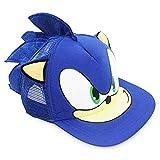 Sonic the Hedgehog Anime-Serie Cosplay Verstellbare Baseballkappe...
