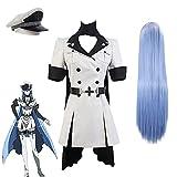 DSFSDF Akame Ga Kill Cosplay Kostüm Esdeath Akame Outfit Anime...