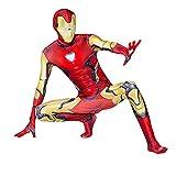 FLJLGY Kinder Captain America Kostüm Bodysuit Kostüm Venom...