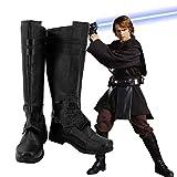 Hot Movie Star-Wars Jedi Knight Anakin Skywalker Cosplay Halloween...