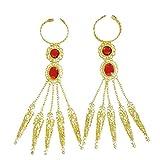 Bongles 2 Pc/Set Bauchtanz Gypsy Ägyptischen Goldarmband Mit...