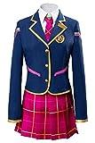 Huiyemy Overwatch D.VA Hana Song DVA Academy D.VA Schoolgirl Skin...