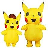 Aufblasbare Pikachu-Kostüme Halloween Cosplay Großes...