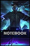 NOTEBOOK: True Damage Yasuo From League Of Legends , Journal for...