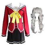 Zoyie Anime Tomori Nao Cosplay Kostüm Charlotte Fancy Sailor Suit...