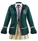 Faonny Damen Danganronpa 2 Mikan Tsumiki Cosplay Kostüm Chiaki Nanami...