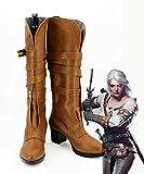 Cirilla Fiona Elen Riannon Ciri Cosplay Stiefel e Schuhe...
