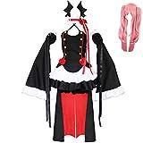 Zoyie Seraph des Endes Cosplay, Kostüm Guren Ichinose Halloween...