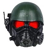 Xcoser Halloween Cosplay Helm Deluxe Veteran Ranger Riot Armor Maske...