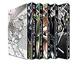 Attack on Titan, Bände 6-10 im Sammelschuber mit Extra:...