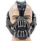 Xcoser Halloween Maske Cosplay Kostüm Verrücktes Kleid Latex Replik...