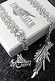 Final Fantasy VII Sephiroth Ring & Halskett Necklace   FF7 Kostüm...