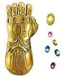 Infinity Gauntlet, Infinity War PVC-Handschuhe mit 6 trennbaren...