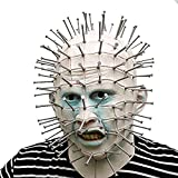 thematys® Hellraiser Pinhead mit Plastik Nägeln Horror Maske -...