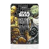 MAD Beauty Disney Star Wars Gesichtsmaske Set: 4 Tuchmasken von Krieg...